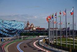Así te hemos contado los entrenamientos libres del GP de Rusia de F1 2017