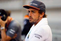 """Alonso se muestra """"abierto a cualquier posibilidad"""" en 2018"""