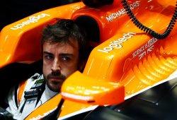 Discurso pesimista de Alonso tras la clasificación