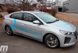 Prueba Hyundai IONIQ eléctrico: de lo mejor que he probado
