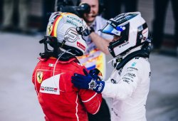 """Vettel y Räikkönen """"pierden la carrera"""" en la salida"""