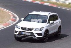Así suena el SEAT Ateca Cupra a su paso por Nürburgring