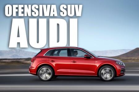 Los SUV de Audi que están por llegar: anticipamos los próximos lanzamientos