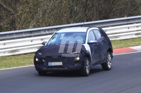 Hyundai Kona 2018: rodando en Nürburgring antes de su presentación