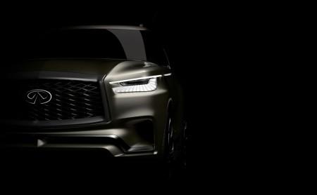 Infiniti QX80 Monograph concept: adelanto del SUV insignia de la gama