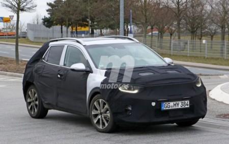 KIA Stonic EV: el nuevo B-SUV tendrá también versión 100% eléctrica