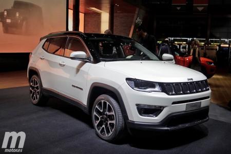 Jeep Compass: toda la gama del nuevo SUV que parte de los 25.500 euros