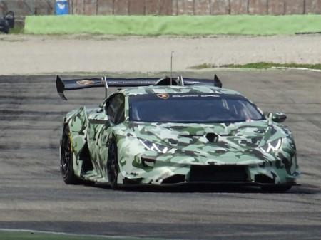 ¿Qué esconde este extremo Lamborghini Huracán?