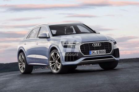 Te desvelamos el diseño del Audi Q8 2018 con una recreación
