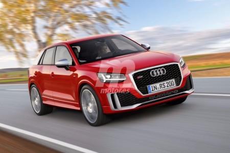 Audi RS Q2, ¿llegaremos a ver un pequeño cohete con forma de SUV?