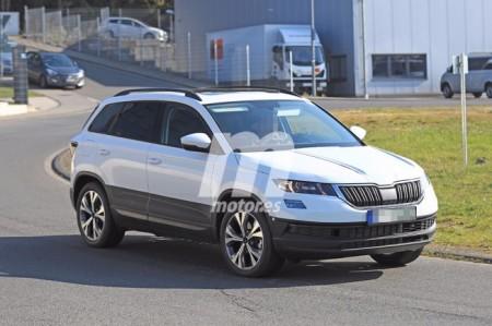 Škoda Karoq: la marca confirma su nombre y de paso que contará con tracción total