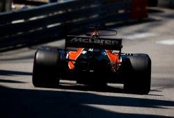 """Button: """"Le diré a Alonso que el coche progresa, el motor no"""""""
