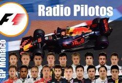 [Vídeo] Las conversaciones por radio del GP de Mónaco F1 2017
