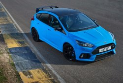 Ford Focus RS: el compacto deportivo recibe un nuevo paquete opcional