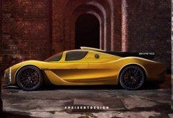 Mercedes-AMG desvela el complejo esquema técnico del Project ONE