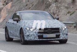 Todo sobre el Mercedes CLS 2018