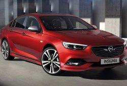 Opel Insignia Grand Sport Exclusive: alta personalización y mucho equipamiento
