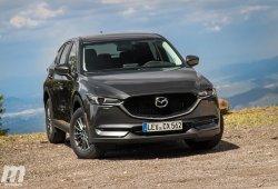 Prueba Mazda CX-5 2017, a las órdenes del cliente