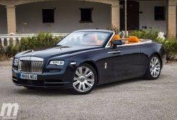 Prueba Rolls-Royce Dawn, rey de reyes