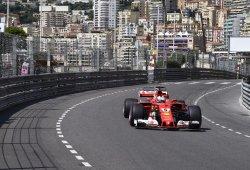 Vettel gana por la mano a Räikkönen en el Principado