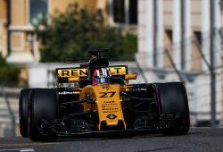 Hülkenberg mantiene vivas las opciones de puntos para Renault