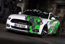 El Ford Mustang recibe un toque europeo de la mano de Schropp