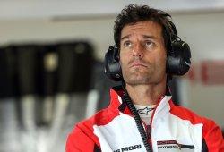 "Webber: ""Alonso sostiene a McLaren, es colosal"""