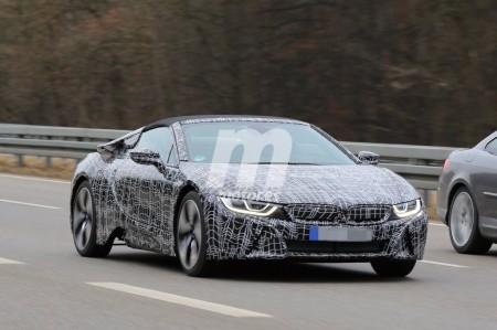BMW i8 Spyder: de pruebas en Nürburgring en las jornadas de turistas