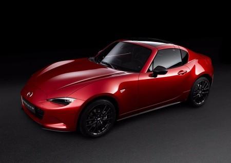 Mazda MX-5 RF Ignition Edition: un toque deportivo extra y mucha exclusividad