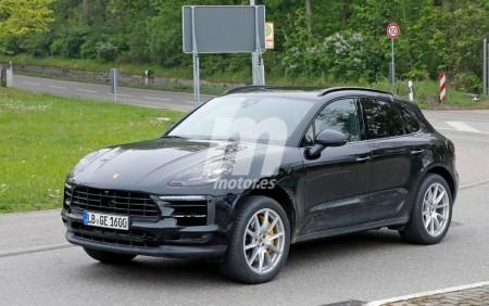 Porsche Macan 2018: la marca de Stuttgart sigue trabajando en el «facelift»