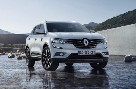 Renault Koleos 2017: el nuevo SUV francés ya tiene precios en España