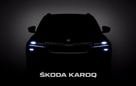 Skoda Karoq 2018: un vistazo a detalles del exterior e interior