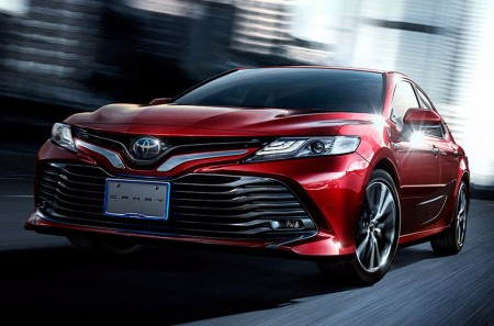 Toyota Camry 2018: el modelo japonés incorpora las versiones TRD y Modellista