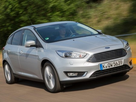 Alemania - Abril 2017: Ford se desmarca