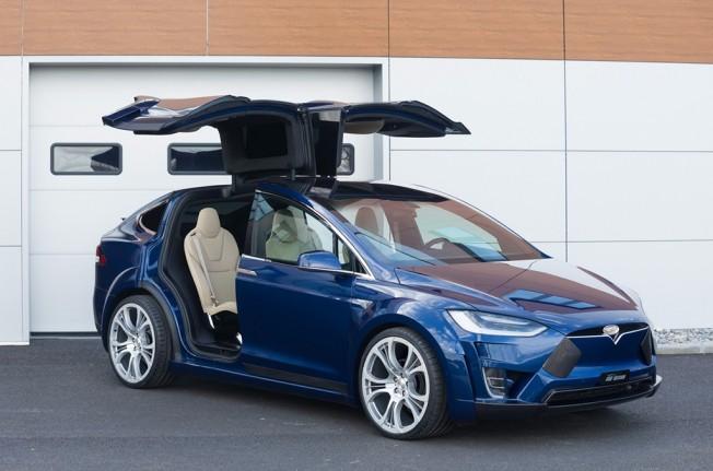 FAB Design Tesla Model X