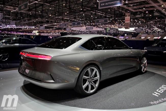 Pininfarina H600 Concept - posterior