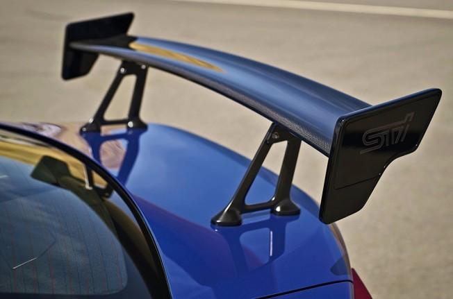 Subaru BRZ STI 2018 - teaser