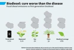 La gran estafa del biodiésel