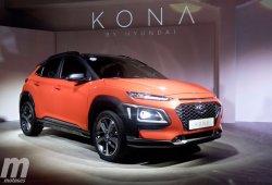 Hyundai Kona, presentación en Milán del nuevo B-SUV asiático