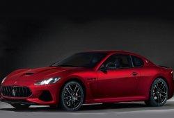 Maserati GranTurismo 2018: el veterano deportivo se actualiza