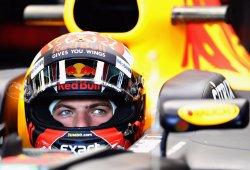 """Verstappen, preocupado por el motor Renault: """"Es descorazonador"""""""