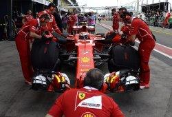Ferrari prepara una importante evolución en el motor para Silverstone