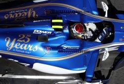 Pascal Wehrlein salva un punto para Sauber en Bakú