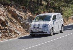 Peugeot Partner 2018: un vistazo a la nueva generación que llegará a final de año