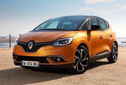 Renault Scénic 2017: el monovolumen recibe la versión híbrida