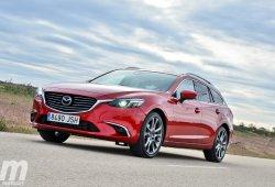 Prueba de consumo: Mazda6 Wagon 2.2 Skyactiv-D 175 AT AWD