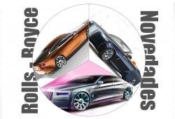 Rolls-Royce prepara un súper roadster, una berlina deportiva y un familiar