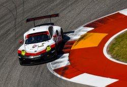 La unión entre Gianmaria Bruni y Porsche ya es oficial