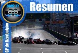 [Vídeo] Resumen del GP de Azerbaiyán F1 2017