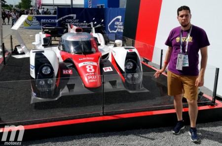 Mis 24 horas de Le Mans con Toyota Gazoo Racing